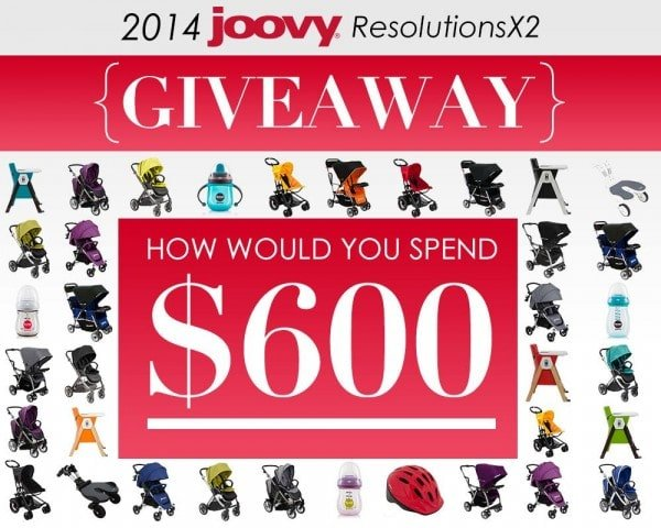 2014 Joovy Resolutions