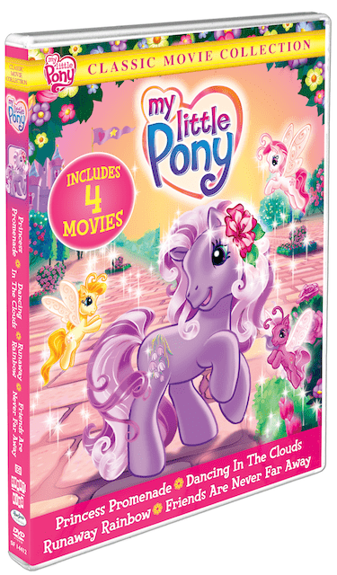 Classic My Little Pony Episodes now available!
