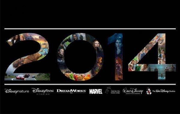 Walt Disney Studios 2014 releases announced!