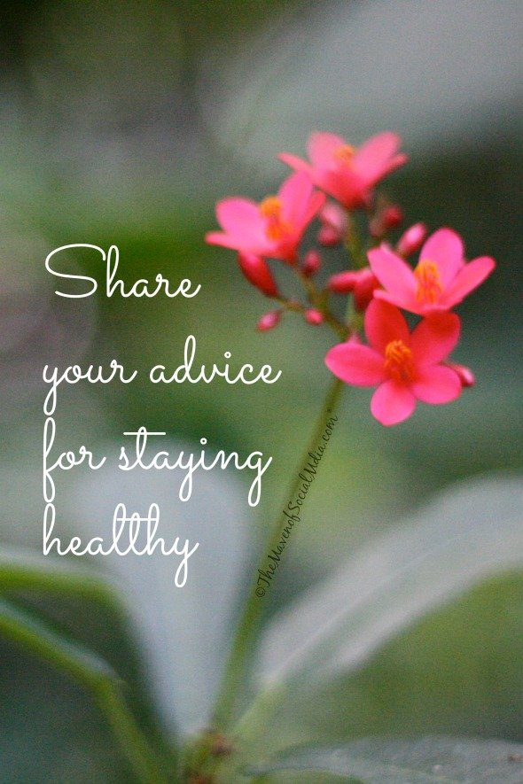 Share your advice for staying healthy and join Lysol's No Flu Club