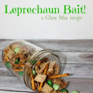 Chex Mix Recipe: Leprechaun Bait