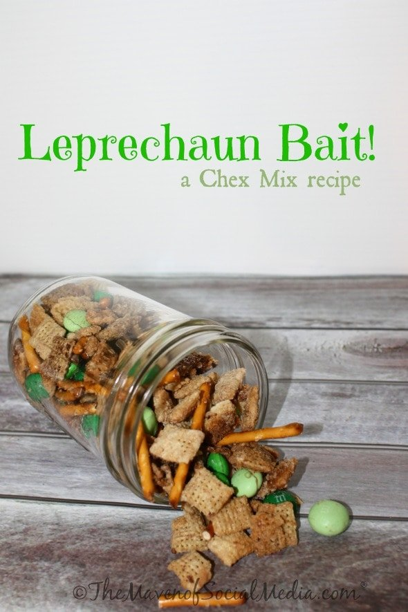Chex Mix Recipe Leprechaun Bait