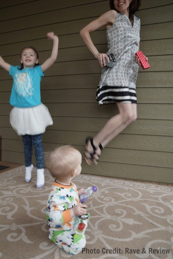 Dance Jump! Walmart Family Mobile #Shop