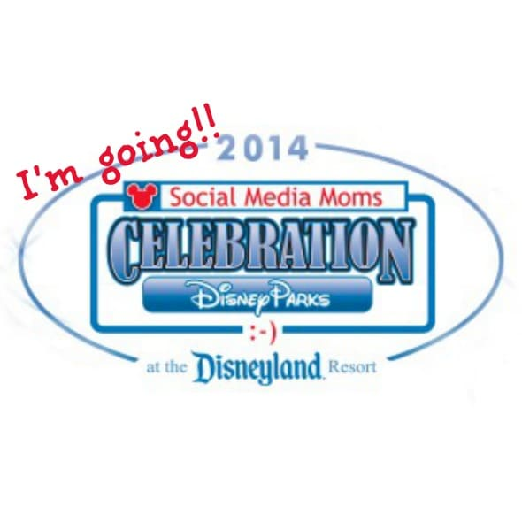 I'm going to Disney Social Media Moms Celebration 2014