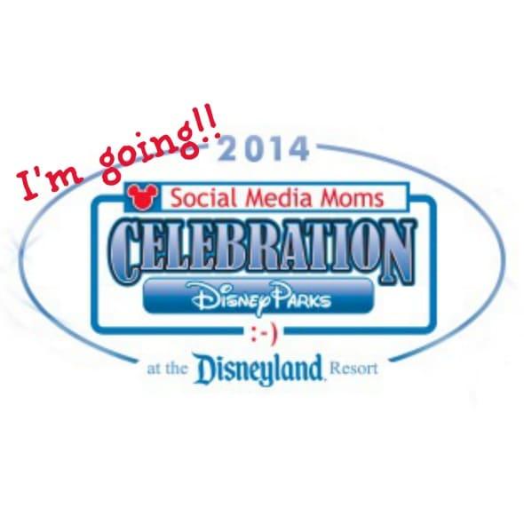 I'm going to Disney Social Media Moms Celebration 2014