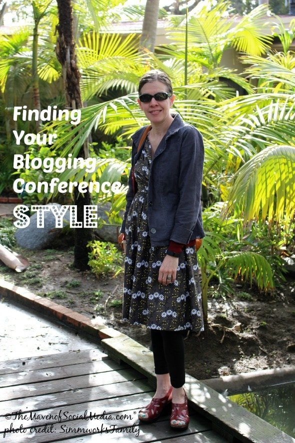 Finding Your Blogging Conference Style