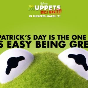 St. Patrick's Day - Muppets Most Wanted