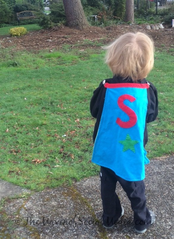 Super Hero Sebby