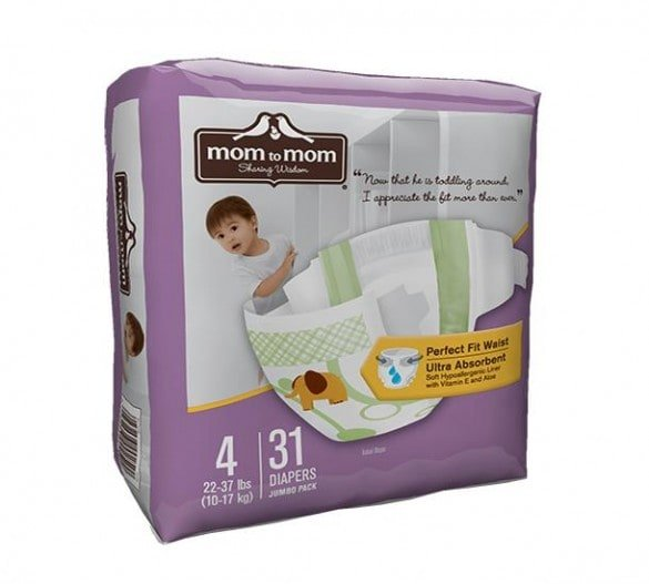 Mom to Mom diapers