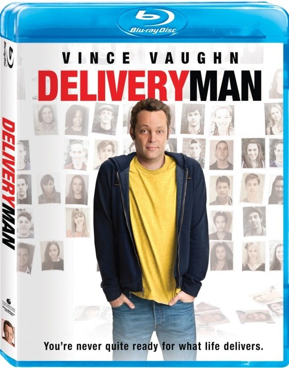 Looking for a family movie? Delivery Man is on Blu-Ray!
