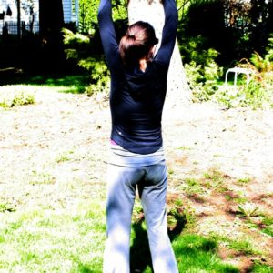 It's important to stretch before exercise #shop