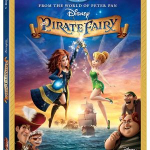 Pirate Fairy Box Art