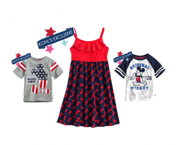 Kids Disney Fashion