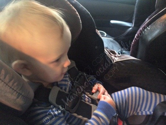 5 things you need on a road trip with kids including Britax Car Seats