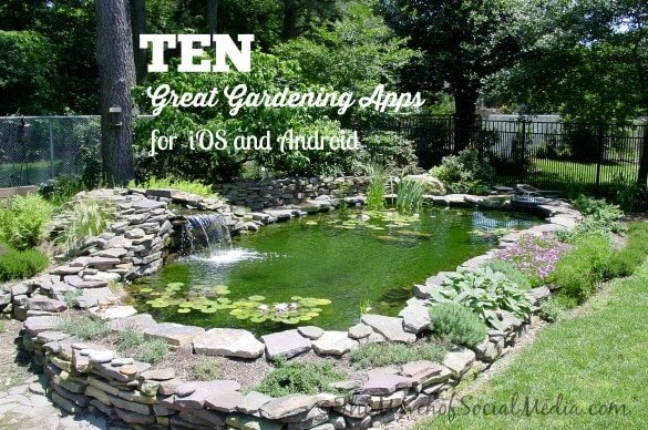 Ten Great Gardening Apps for iOS and Android