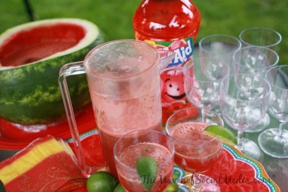 Watermelon punch bowl #KoolOff #Shop #Cbias