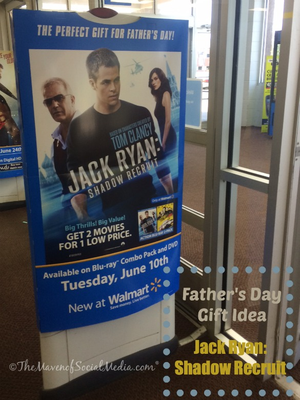 Father's Day #JackRyanBluRay #shop