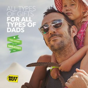 Great Father's Day Gifts at Best Buy!