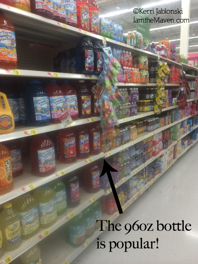 Kool-Aid at Walmart #KoolOff #Shop #cbias