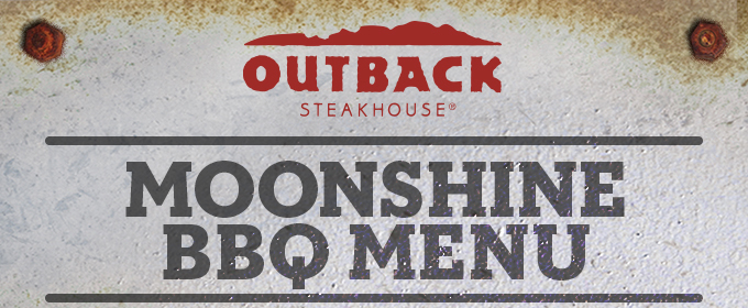 Moonshine BBQ Menu #OutbackBestMates #Sponsored