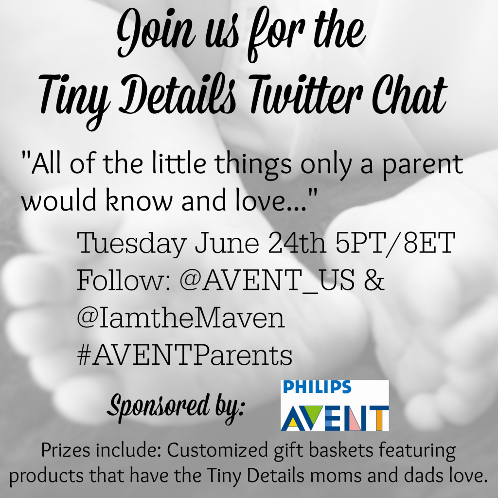 Tiny Details Twitter Chat