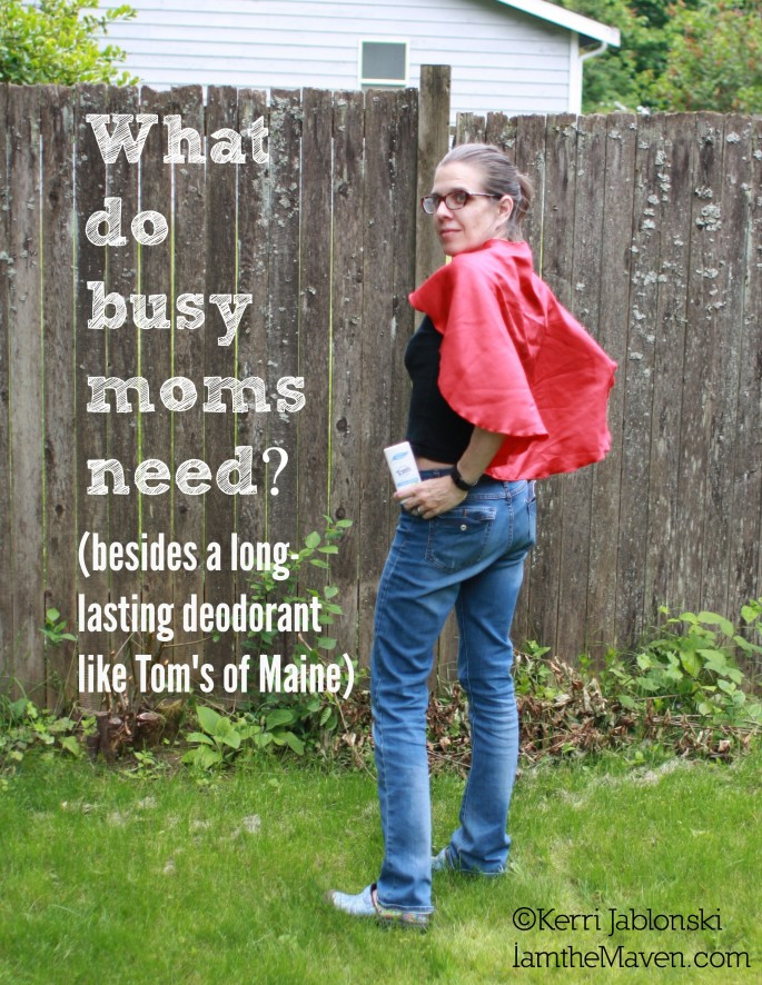 What do busy moms need? You know, besides a long-lasting deodorant! #shop