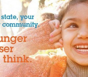 How does childhood hunger impact where you live?