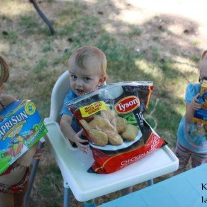 AD: Sharing a meal with our friends: no more hungry kids
