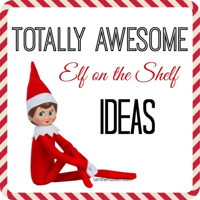 50 Elf on the Shelf Ideas #elfontheshelf