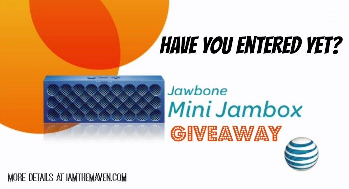 Jambox giveaway