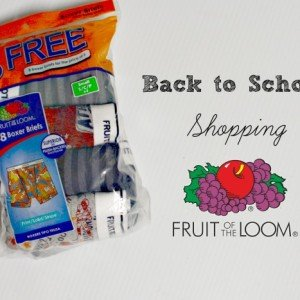 Back to School Shopping and Awesome Teacher Gifts