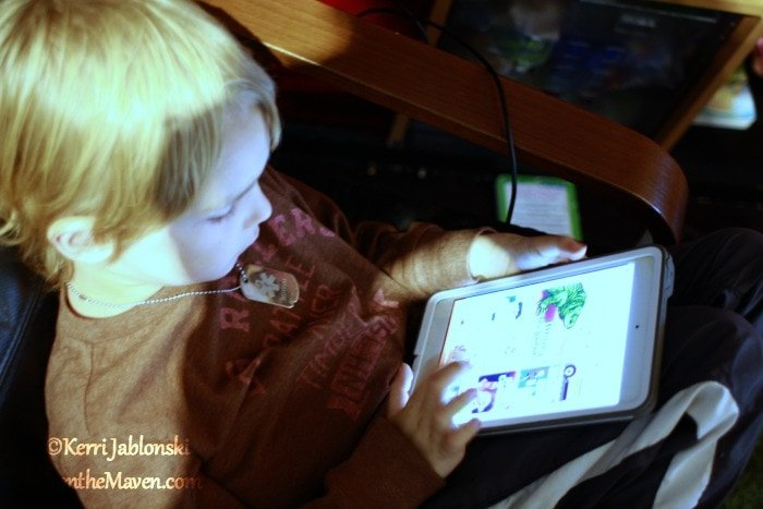 How Digital Technology Helps Autism in Our Family