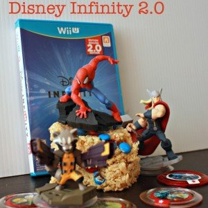 Family time inspired by superheroes with Disney Infinity 2.0 #InfinityHeroes #CollectiveBias #Shop