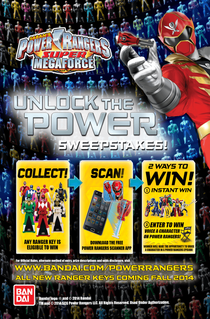 Unlock the Power Ad