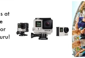 GoPro action cameras at BestBuy: The holiday gift for your gadget guru!