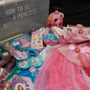DIY: How to be a Princess Kit with Princess Costumes