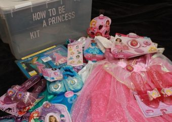A princess kit to share #DisneyBeauties #Shop