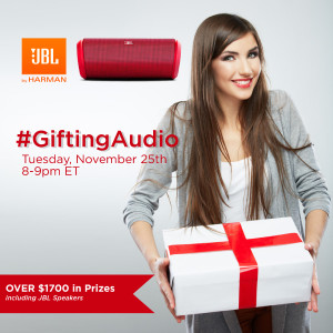 #GiftingAudio-Twitter-Party-11-25-8pmEST