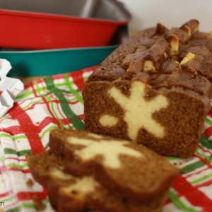 Surprise Holiday Bread with Baker's Secret
