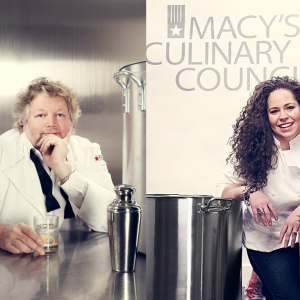Come Celebrate the Most Delicious Time of the Year at Macy's with Chefs Tom Douglas and Stephanie Izard!