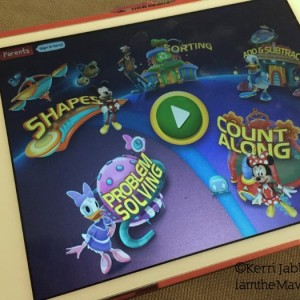 New iOS app: Mickey's Magical Math World from Disney Imagicademy