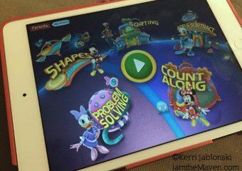 New iOS app: Mickey's Magical Math World from Disney Imagicademy