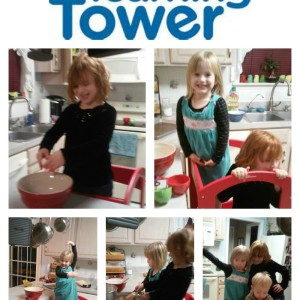Even grandmothers love the Learning Tower!