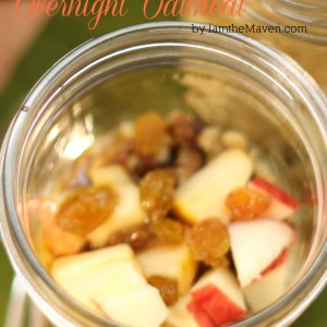 Overnight Oatmeal is easy in the SousVide Supreme #sponsored