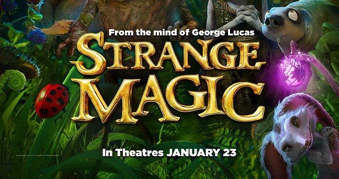 """STRANGE MAGIC – """"Creatures & Cast"""" Featurette Now Available!!!"""