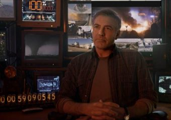 Tomorrowland trailer from Big Game!