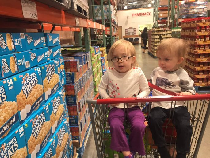 FInd Rice Krispies Treats at Costco #KreateMHappy #ad