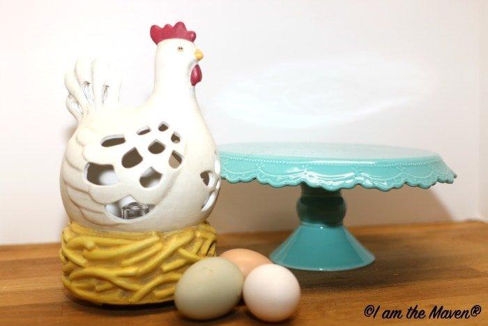 Chickadee Inspired Stylish Kitchen