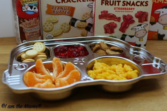 Easy Kids Snacks from A to Z