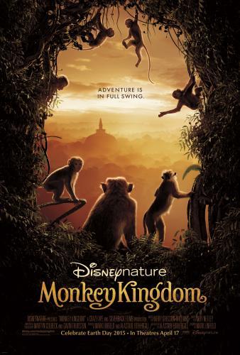 Monkey Kingdom poster #MonkeyKingdom
